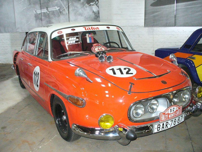 1960 Tatra T2 603 Rallye