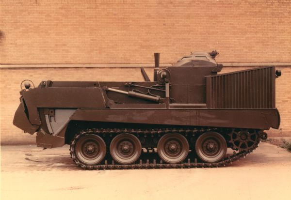 1960 Universal Engineer Tractor a