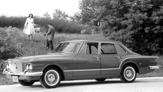 1960 Valiant V100