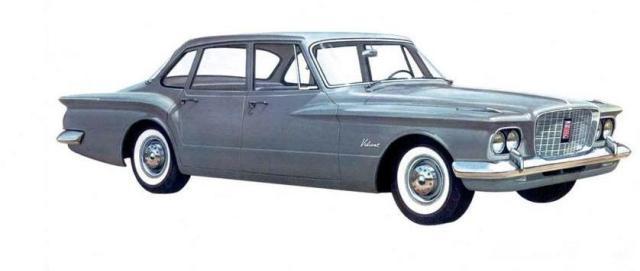 1960 Valiant V100a
