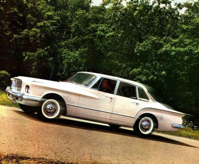 1960 Valiant V100b