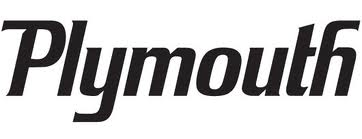 1960s and 1970s Plymouth logo
