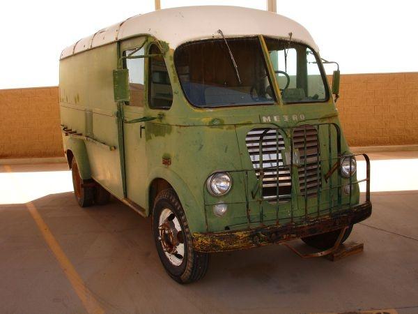 1961 International Harvester Metro Van