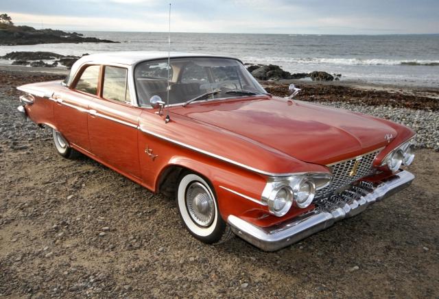 1961 Plymouth Fury sedan