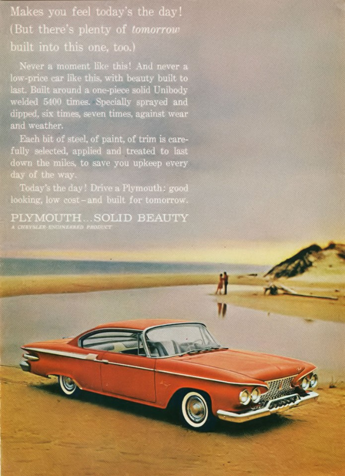 1961 Plymouth Solid Beauty