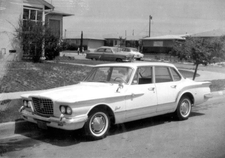 1961 Plymouth Valiant V-200