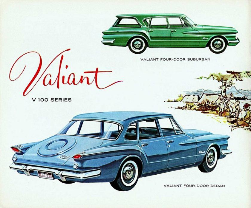 1961 Valiant V100