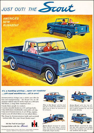1962 international 1962 scout