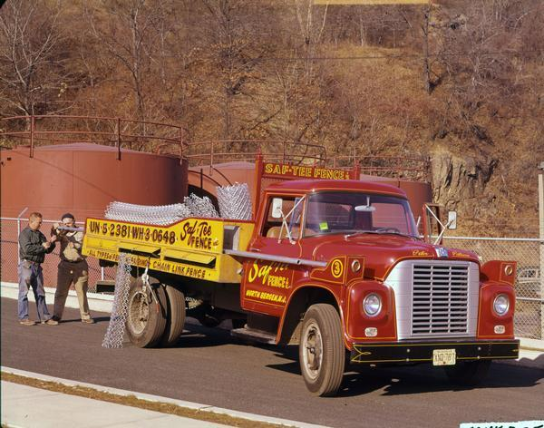 1962 International Loadstar 1600 with Flatbed