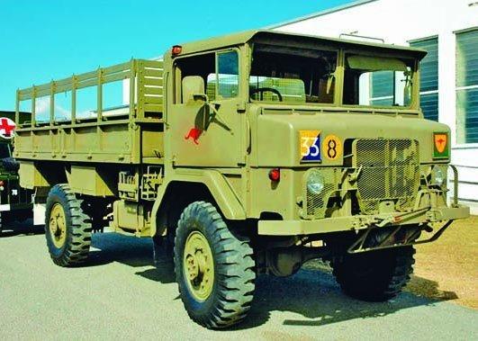 1962 International Mk-II, 4x4
