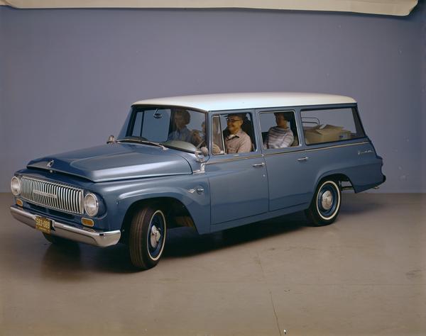 1962 International Travelall 1000