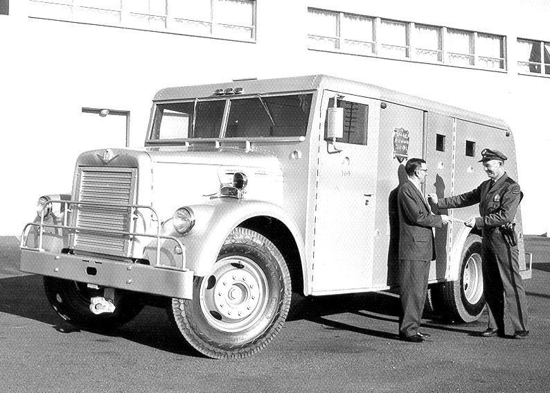 1962 International truck