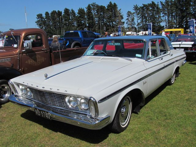 1963 Plymouth Belvedere (13867644073)