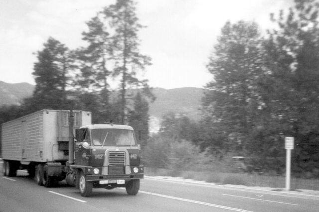 1963s International DCOF-405 Emeryville