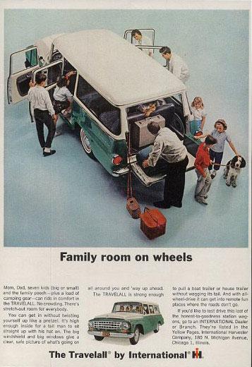 1964 International Harvester Travelall 64