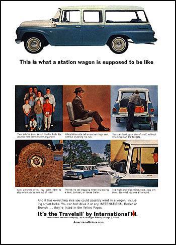 1964 international Travelall