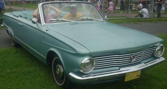 1964 Plymouth Valiant Convertible