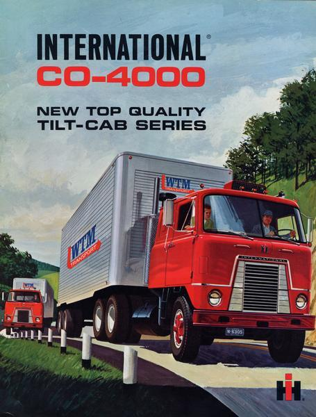 1965 International CO-4000 Trucks