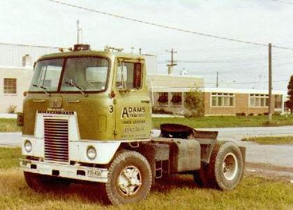 1965 International DCO-400 Series Emeryville