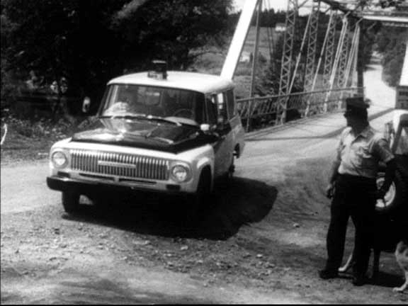 1965 International Harvester C-Series Travelall Wagon