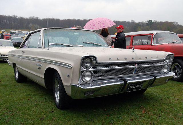 1965 Plymouth Sport Fury, Wheels Day, Apr 2009