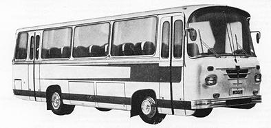 1966 Büssing Konsul 11
