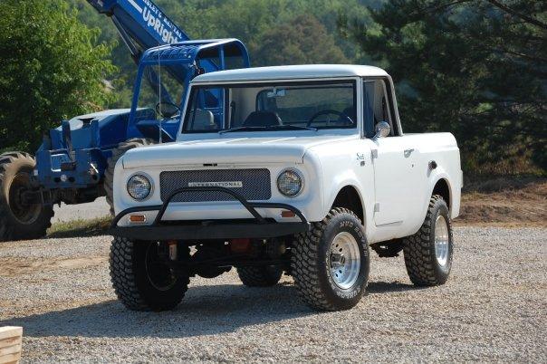 1966 International Scout 800