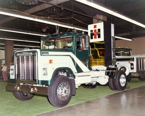 1966 International Transtar 4200 Semi-Truck