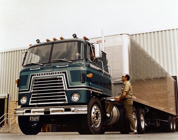 1966 International Transtar Semi-Truck