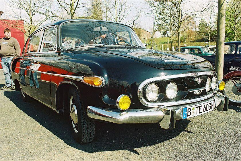 1966 tatra 603 a