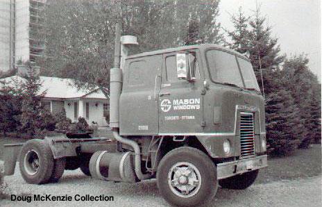 1967 International CO-4000 sleeper