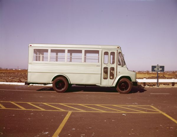 1967 International M-1500 Metro School Bus