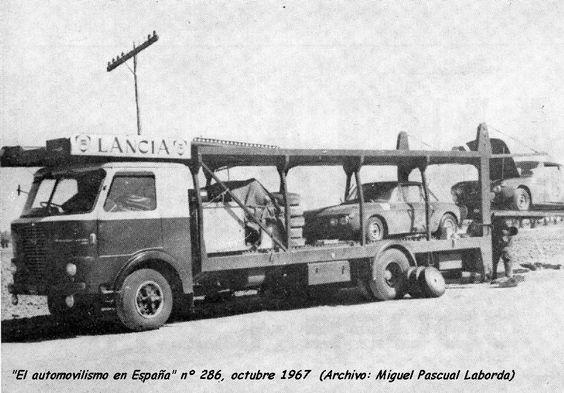 1967 Lancia Esadelta Bisarca