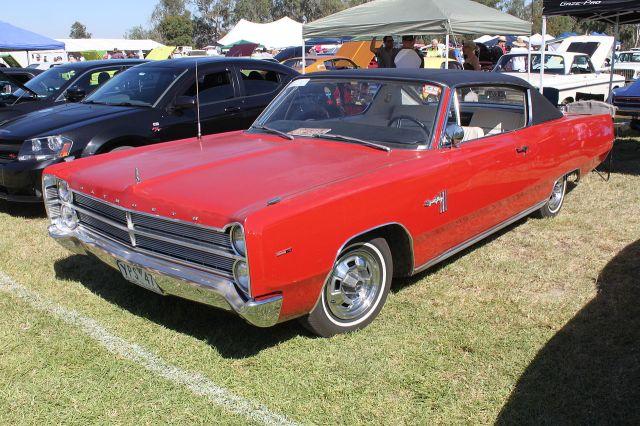 1967 Plymouth Sport Fury III 2-door Fast Top