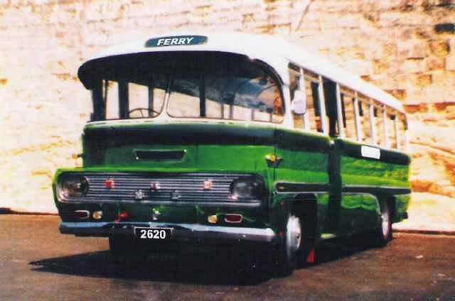 1968 International Harvester on maltese Chassis 2620