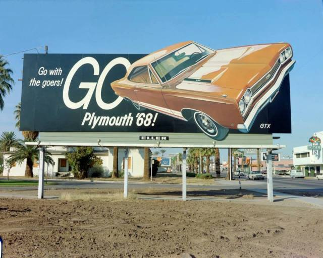 1968 Plymouth Ad