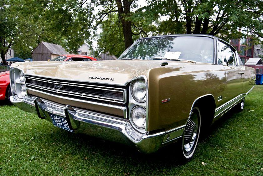 1968 Plymouth VIP