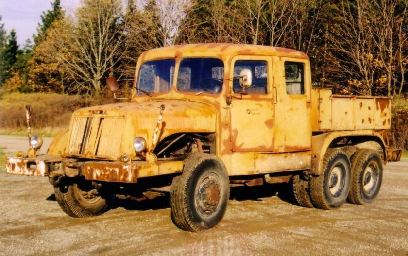 1968 Tatra 141
