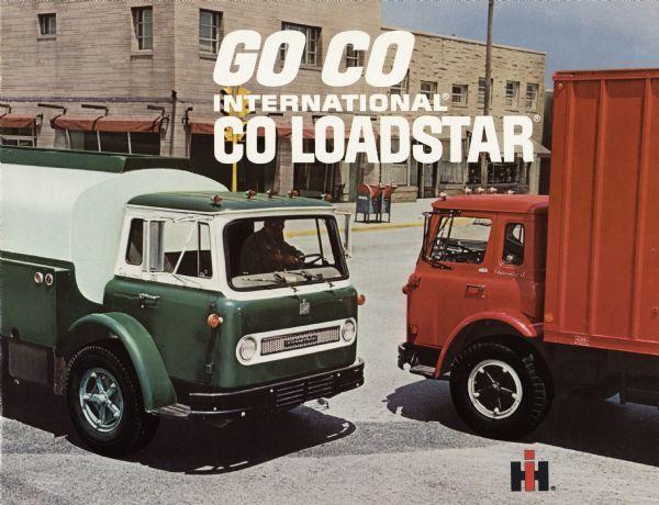 1969 International Loadstar Trucks Brochure