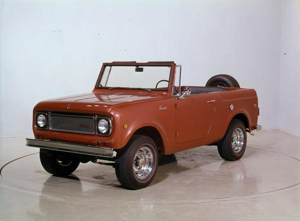 1969 International Scout 800A Roadster