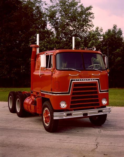 1969 International Transtar Semi Truck