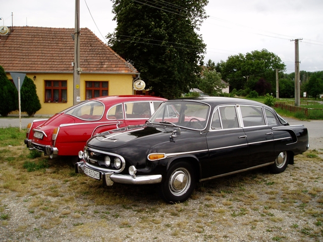 1969 Tatra 2-603,(last modifiation)