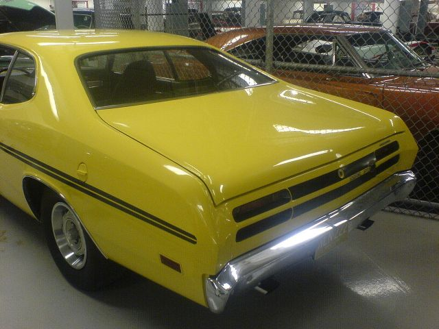 1970 Duster 340 with logo
