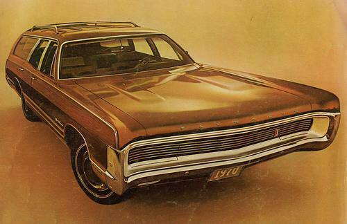 1970 Plymouth Sport Suburban