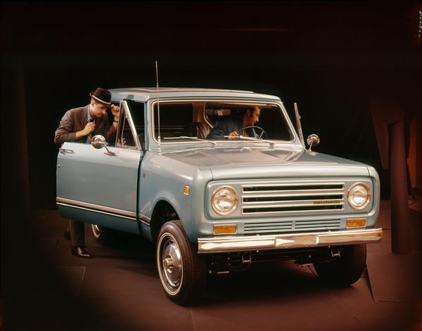 1971 International Scout II Pickup