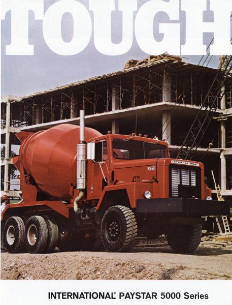 1972 International Paystar 5000 Series Truck Brochure