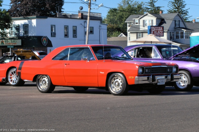 1972 Plymouth Scamp in Red Deer