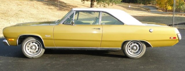 1972 Plymouth Scamp s