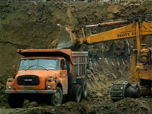 1972 Tatra 148 S1 in Kdo hledá zlaté dno