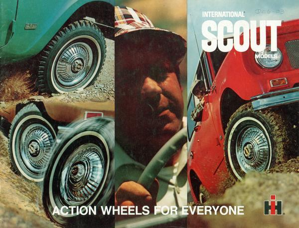 1973 International Scout Action Wheels for Everyone